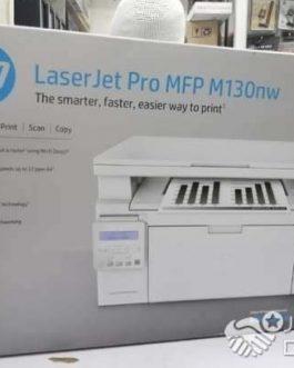 Imprimante HP LaserJet Pro MFP M130nw multifonction wifi